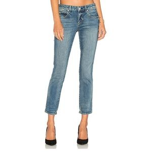 AMO Kate Girl Crush Straight Leg Crop Jeans 28